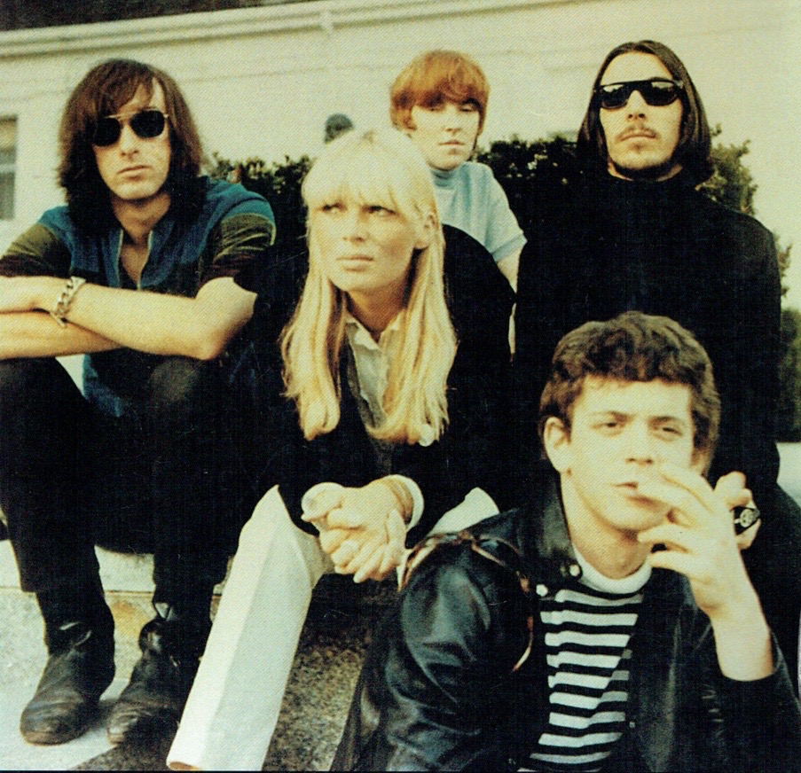 MC Kostek's iconic band shot of the Velvet Underground with Nico in the late 60s